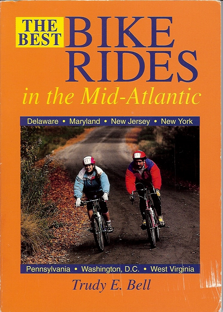 Best Bike Rides in Mid-Atlantic, 1st ed, Globe Pequot 1994