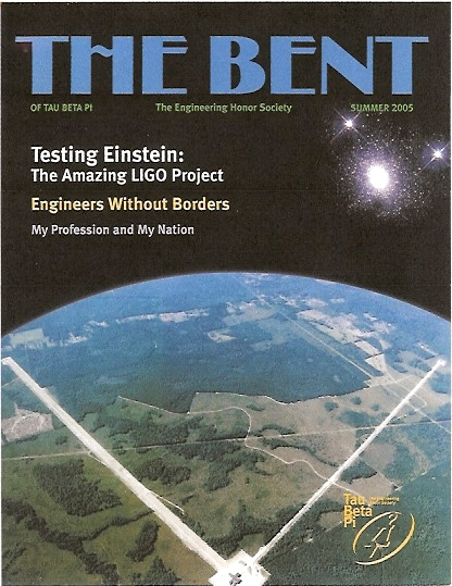 Testing Einstein - Engineering Gutsy Science on a Shoestring, Summer 2005 - dramatic engineering adventure of building LIGO beam tube