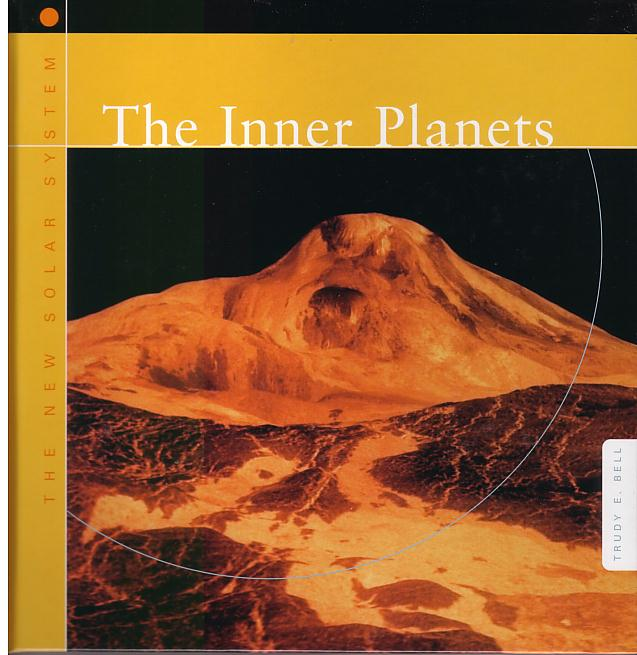 The Inner Planets, Byron Preiss Smart Apple Media 2003 - most recent spacecraft discoveries