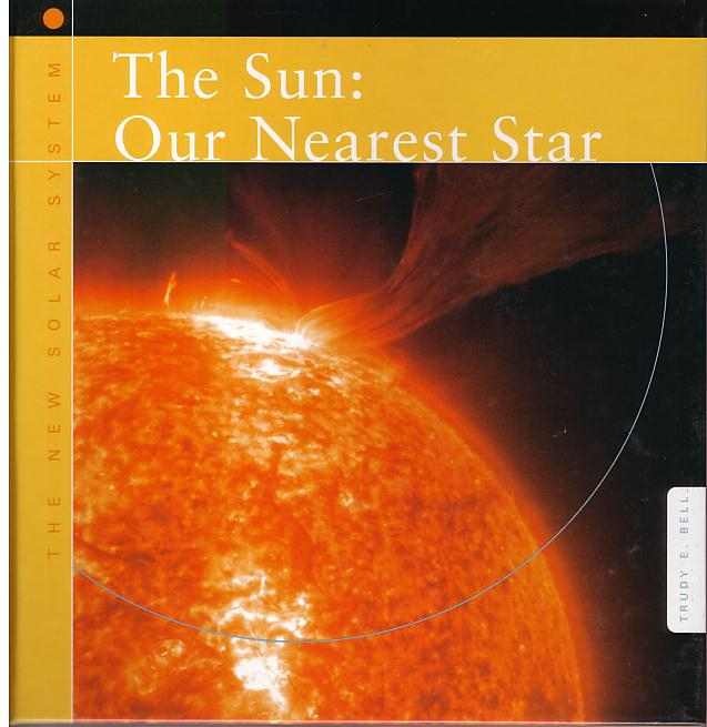The Sun, Byron Preiss Smart Apple Media 2004 - includes a trip from the sun's core through its surface into the corona, and captures the marvels of total eclipses of the sun