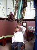 100_6317 TEB 8-in South Equatorial refractor Melbourne Obs.jpg